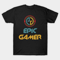 Epic Gamer by naumovski