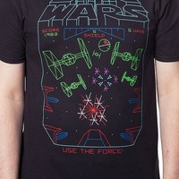 Star Wars Use The Force T-Shirt