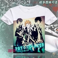 Psycho-Pass Short Sleeve Anime T-Shirt V11