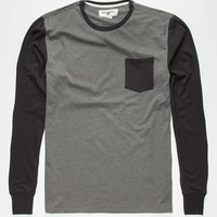 BILLABONG Zenith Mens Pocket Tee | L/S & Baseball Tees