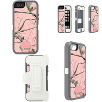 [grhmf2100020] Defender Series with Realtree Camo Case For Iphone 4/4s/5