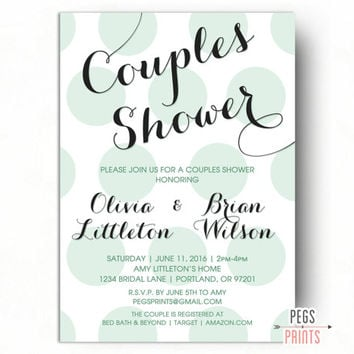 invitation wording for couples wedding shower ~ yaseen for ., Wedding invitations