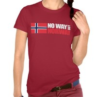 No Way But Norway Shirt