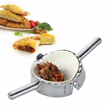 Stainless Steel Multifunction Ravioli Mould Cutter Dumpling Maker Wrapper Presser Molds Cooking Pastry Cutter Kitchen Tools