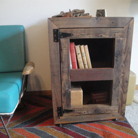 BREGMAN custom handmade reclaimed wood by appendageandbough