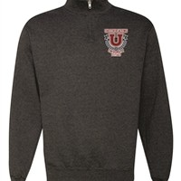 Cheer U Quarter Zip Sweatshirt