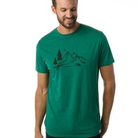 Alpine Tee (Evergreen) | mens shortsleeves | tentree - official online shop