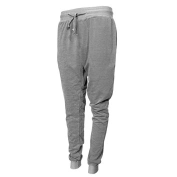 Women's Boyfriend-Fit Tri- Blend Stylish French Terry Jogger Top stitching Premium Sweatpant