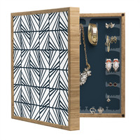 Heather Dutton Facets Optic BlingBox Petite