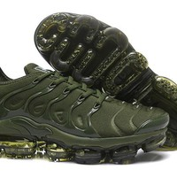Air VaporMax TN 2018 Plus Green Sport Shoe 40-45