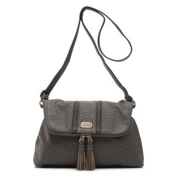 Vans Royden Cross Body Bag (Charcoal)