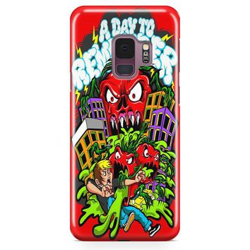 A Day To Remember Samsung Galaxy S9 Plus Case | Casefantasy