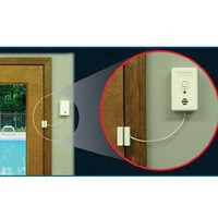 Poolguard DAPT-WT Immediate Pool Door Alarm