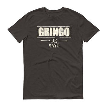 Men's Gringo de mayo t-shirt - cinco de mayo party shirt