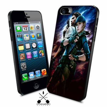 Resident Evil Chris Redfield iPhone 4s iphone 5 iphone 5s iphone 6 case, Samsung s3 samsung s4 samsung s5 note 3 note 4 case, iPod 4 5 Case