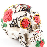Karma Mantra 50 OFF A Sugar Rose Skull : Karmaloop.com - Global Concrete Culture