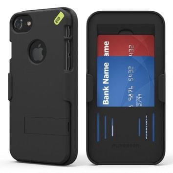 Puregear Best Hip Holster Card Phone Case for iPhone 6 iPhone 7 8