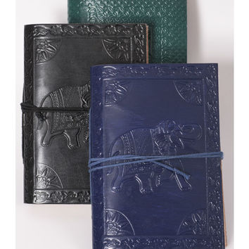 Dharma Leather Journal