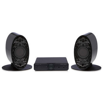 Musical Fidelity: Merlin Audio System  - Black (DEMO MODEL)