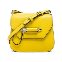 Mackage Novaki Crossbody in Lemon Pontia