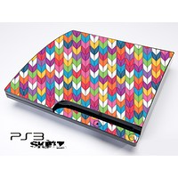 Color Knit Skin for the Playstation 3
