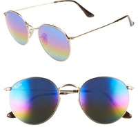 Ray-Ban 53mm Round Sunglasses | Nordstrom