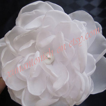 fabric plower hair comb