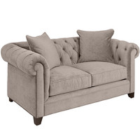 Martha Stewart Collection Saybridge Loveseat - Couches & Sofas - Furniture - Macy's