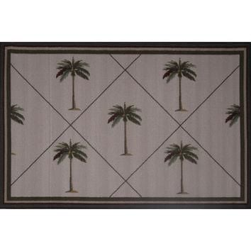 Fun Rugs Supreme Palm Desert Rug