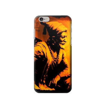 P1105 Shivaji Maharaj Rajesh Khilari Case For IPHONE 6 Plus