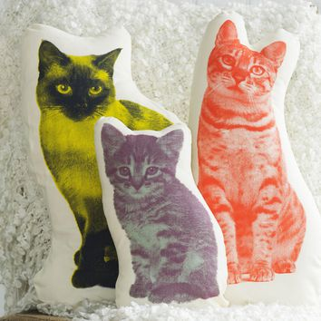 Fauna Pillow Cats