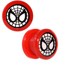 "7/16"" Spiderman Screw Fit Plugs Set 
