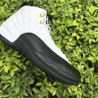 Air Jordan 12 Retro Taxi AJ12 Sneakers - Best Deal Online