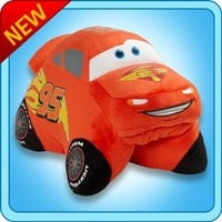 Pillow Pets(TM) Lightening McQueen(R) by Pillow Pets