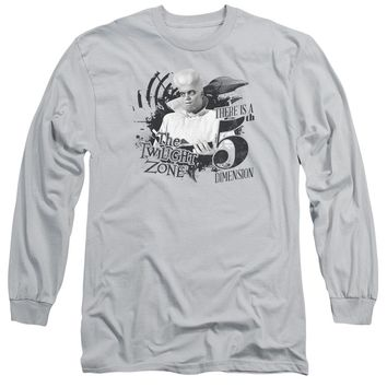 Twilight Zone - Invade Long Sleeve Adult 18/1