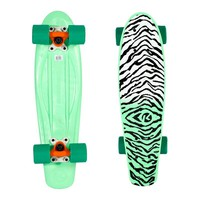 Kryptonics 22.5-in. Classic Torpedo Skateboard - Kids (Green)