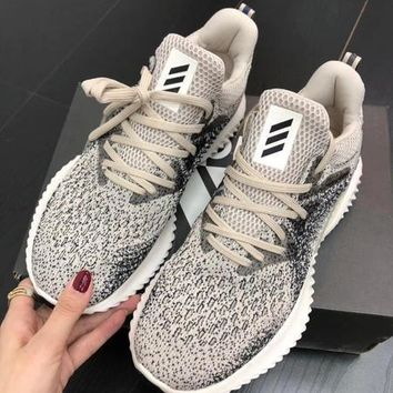 Adidas Alphabounce Beyond Woven running shoes-7