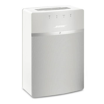 White Wireless Box Speaker by Bose