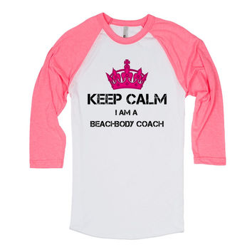 Keep calm beachbody coach