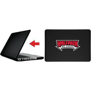"""NC State - Wolfpack Wolf design on MacBook Pro 13"""" with Retina Display Customizable Personalized Case by iPearl"""