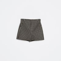 CHECKED SHORTS
