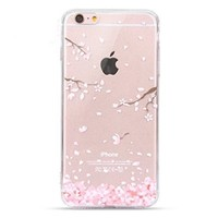 iPhone 6s Case, Geekmart iPhone 6s Case Clear Soft Silicone Back Cover for 4.7 inches iPhone 6/iPhone 6s GM010-F