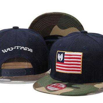 DCCKUN7 Usa Flag Snapback Cap Snapback Hat - Ready Stock