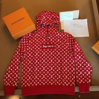 Supreme-x-Louis-Vuitton-LV-Hoodie-Red-Box-Logo-Size-L-NEW-DS-Large-Authentic-Pop