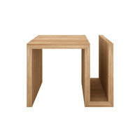 Ethnicraft Oak Naomi Side Table