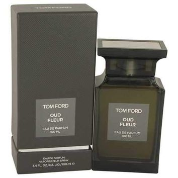 Tom Ford Oud Fleur by Tom Ford Eau De Parfum Spray (Unisex) 3.4 oz (Men)