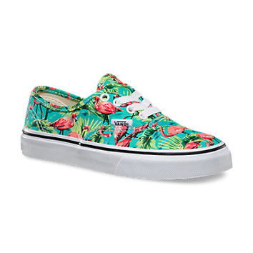 Kids Flamingo Authentic | Shop Kids Shoes at Vans
