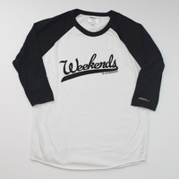 Major League Raglan | WEEKENDS & COMPANY