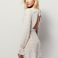 Free People Smooth Operator Printed Tunic