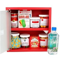 Feel Better Soon Medicine Cabinet - Whimsical & Unique Gift Ideas for the Coolest Gift Givers